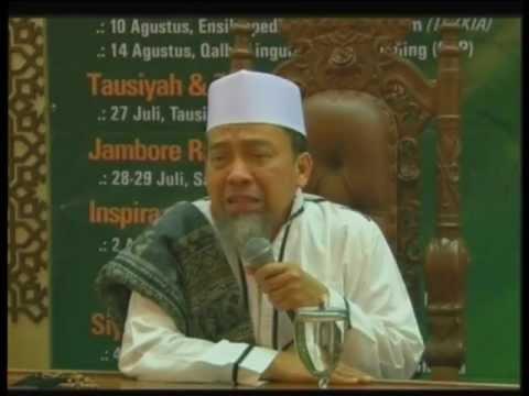 KH. Saifuddin Amsir - Ceramah Tarawih 2012-07-22