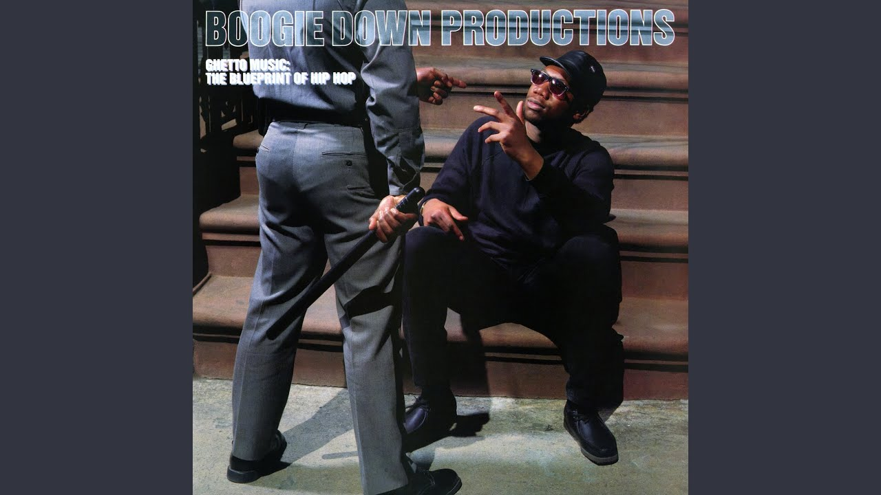 Sex And Violence By Boogie Down Productions