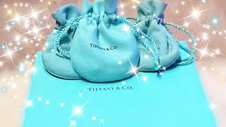 My favourite everyday Tiffany pieces!