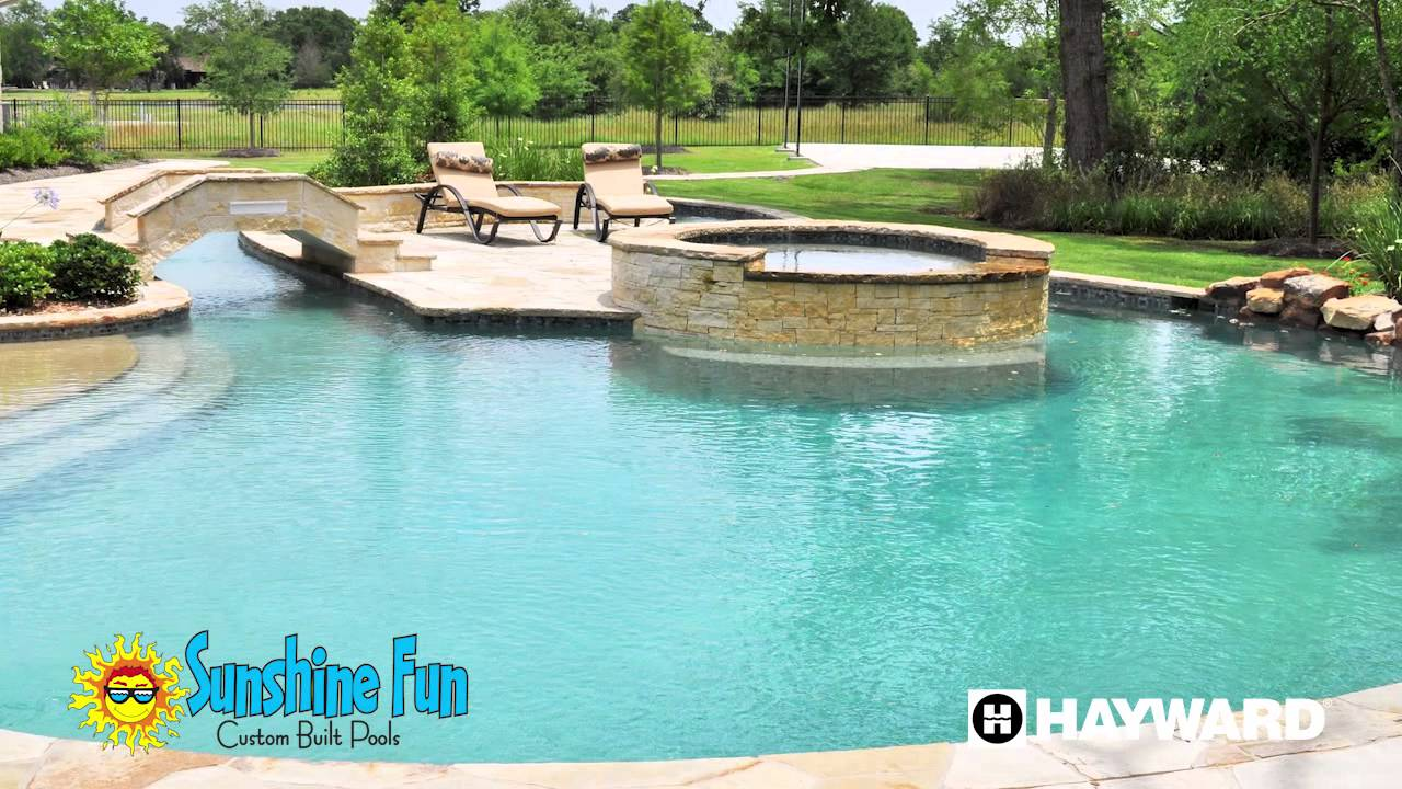 College Station Pool Builder Top Provider Of High Quality Inground Spools And Spas