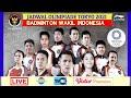 Jadwal Badminton Olimpiade Tokyo 2021 |Wakil Indonesia | Live Indosiar & Tvri