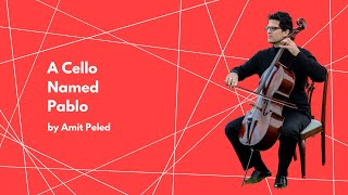 """GC In School Workshop """"A Cello Named Pablo"""" - by Amit Peled"""