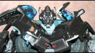 Prototype Ironhide Dark Of The Moon Toy (Alt & Robot Mode)