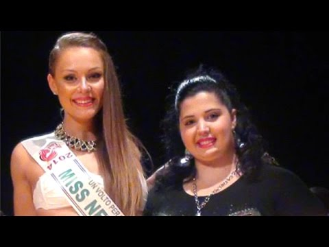 Stefania Maule di Aprilia «Miss New Look» a «Un Volto per il Cinema 2014»
