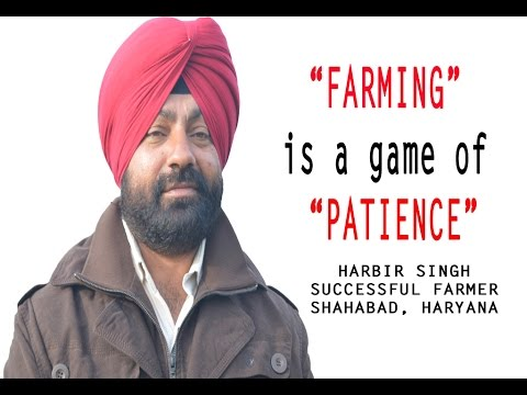 Successful Farmer Harbir Singh | Shahabad, Haryana | Krishi Jagran