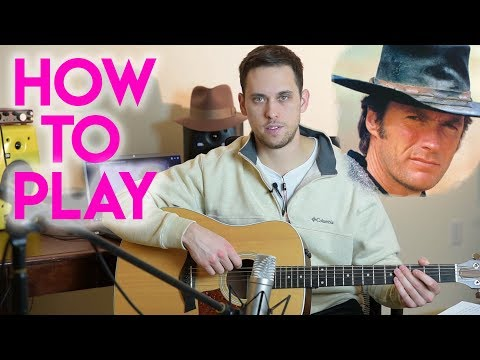 "How to Play ""Don't Let the Old Man In"" by Toby Keith on Guitar 