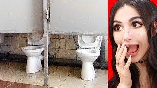 Download AWKWARD Bathroom Design FAILS Mp3 and Videos