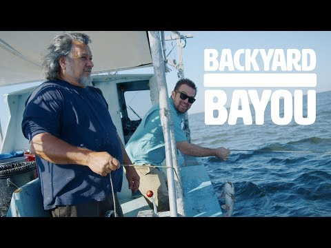 Backyard Bayou - Louisiana Catfish