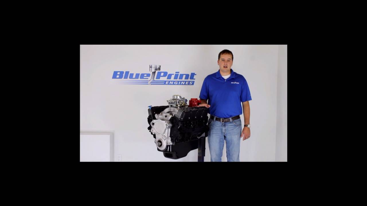 Bpc4082ctc blueprint 408ci mopar stroker crate engine youtube malvernweather Choice Image