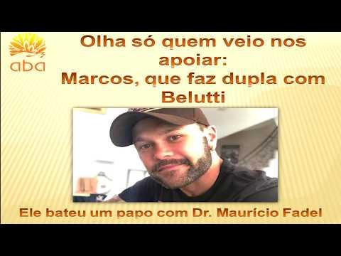 Nosso Apoiador Marcos Da Dupla ( Marcos & Belutti)
