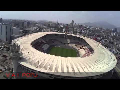 Estadio nacional lima peru youtube for Puerta 4 estadio nacional