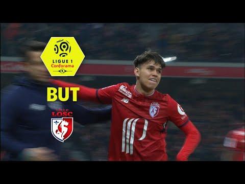 But Luiz ARAUJO (81') / LOSC - Olympique Lyonnais (2-2)  / 2017-18