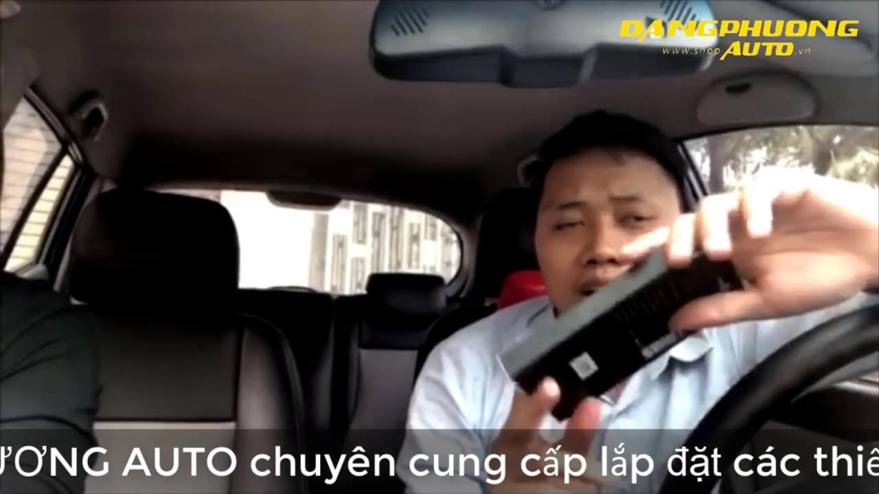 Thiết bị định vị GPS cho ô tô và xe máy