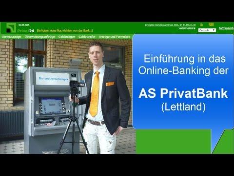 AS Privatbank: So geht Online-Banking für Deutsche