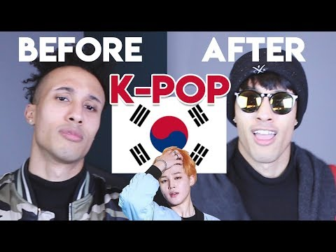 Non K-POP Fan listens to K-POP (first time.. wow) | IKENNA