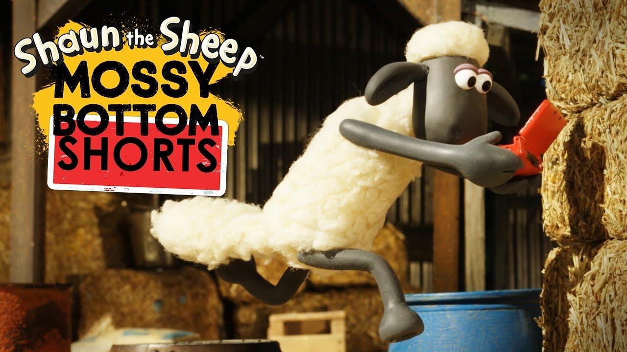 Trò chơi điện tử | Mossy Bottom Shorts | Những Chú Cừu Thông Minh [Shaun the Sheep]