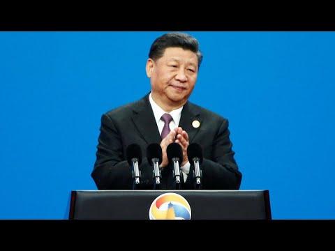 Xi Jinping defendió su iniciativa de una Nueva Ruta de la Seda