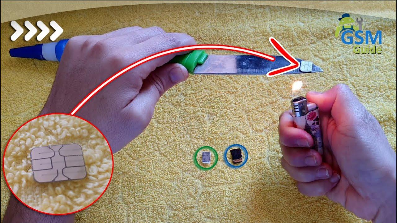 LifeHack - Dual Sim and MicroSD card working same time (Simultaneously ) Amazing 2020