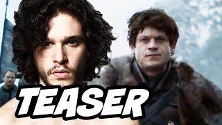 Game Of Thrones Season 6 Teaser Trailer 2 Breakdown and House Bolton