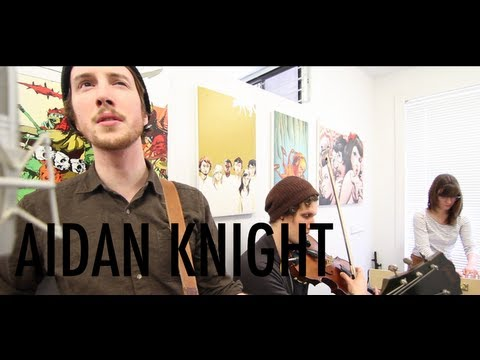 Aidan Knight - Singer Songwriter (Live on Exclaim! TV)
