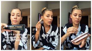 Michelle Salas nos muestra su rutina de maquillaje pt.2