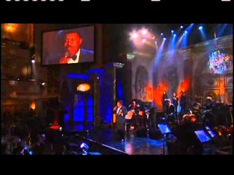 Percy Sledge performs Rock and Roll Hall of Fame Inductions 2005