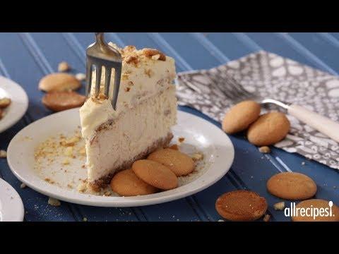 How to Make Banana Cream Cheesecake | Dessert Recipes | Allrecipes.com