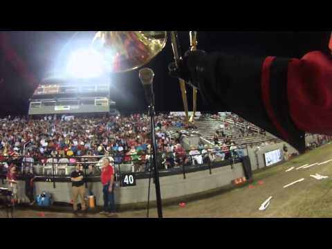 GOPRO Dothan High School Marching Band 2014