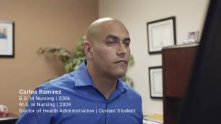 Family First - Alumnus Carlos Ramirez - University of Phoenix