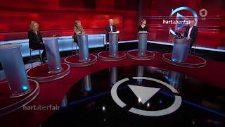 Hart aber fair - 14.12.2020 macht zu die tür: sieht so das fest der vernunft aus?
