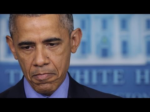 President Obama's reactions to mass shootings