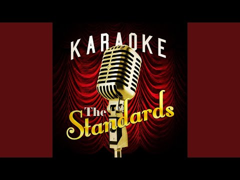Button up Your Overcoat (In the Style of Standard) (Karaoke Version)