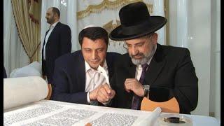 Главное за 7 минут. Первые свитки Торы внесли в новую синагогу Москвы