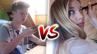 Jungs vs Mädchen ✨