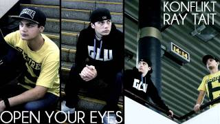 Open Your Eyes - Konflikt & Ray Tait (FREE DOWNLOAD)