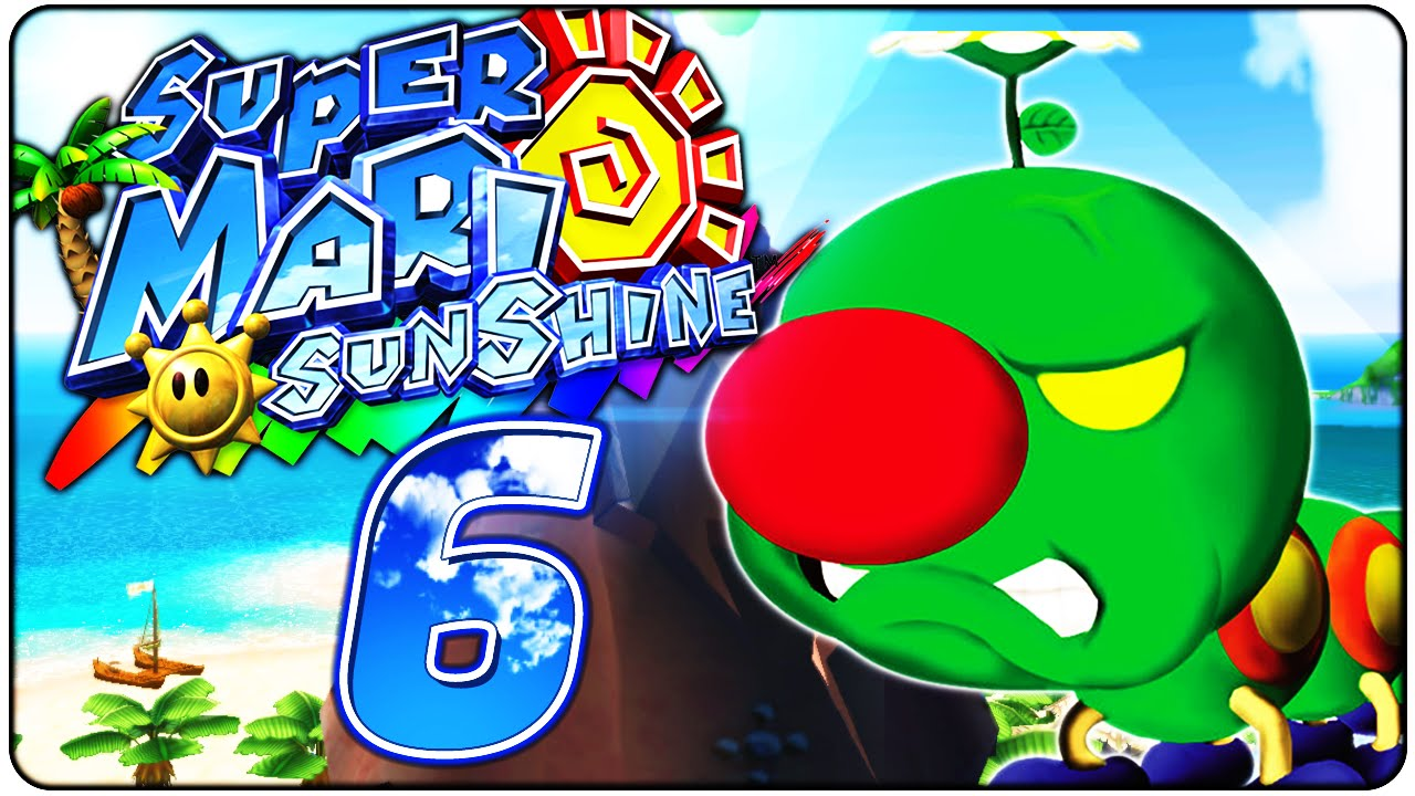 Let S Play Super Mario Sunshine 100 Ger