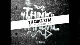 "Tacash ft. Fure Boccamara & Rockdrive - ""Tu come stai??"""