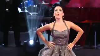 Stephanie Salas bailó La Plaga Mira Quien Baila