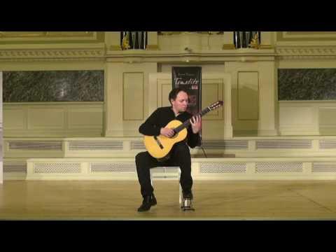 Dmitry Voronin  JOAQUIN MALATS - Serenata Espanola