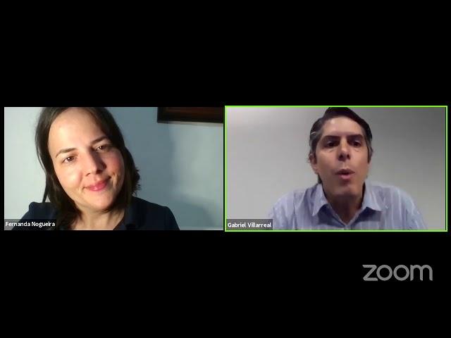 Cultura e Liderança - Como ter uma equipe focada no cliente? Gabriel Villarreal e Fernanda Nogueira