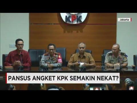 Pansus Angket KPK Semakin Nekat? - Dialog