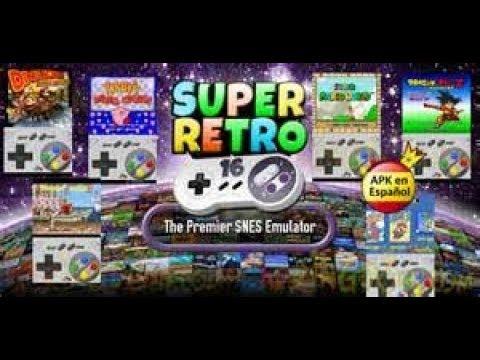 super retro apk premium 2018