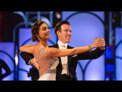 Katie & Anton American Smooth to 'Ain't That A Kick In The Head' - Strictly Come Dancing: 2015