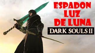 Dark Souls 2: Guia ESPADÓN LUZ DE LUNA - Cómo conseguir una de las mejores armas de mago / hechicero