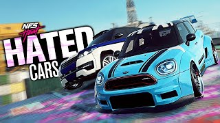 Need for Speed HEAT - Cars We HATE!