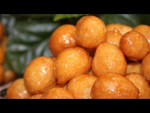 Рецепт пончиков со сгущенкой с пошаговыми фото