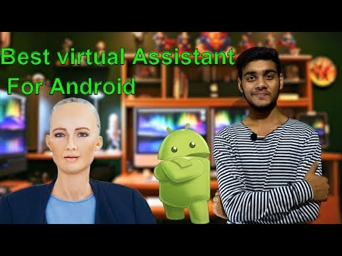 How to get virtual assistant for android hindi / Artificial Intelligence For Android