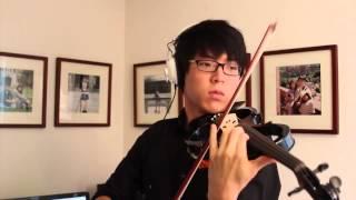 Canon Rock - Jun Sung Ahn Violin Cover