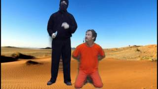 ISIS BEHEADS OBAMAS GOLF CLUBS , NEW BEHEADING VIDEO PARODY SPOOF