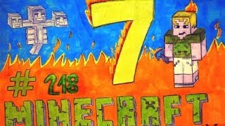 MINECRAFT SEASON 7 # 218 - Slimes brauch ich auch «» Let